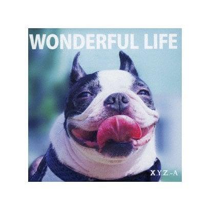 X.Y.Z.→A/WONDERFUL LIFE