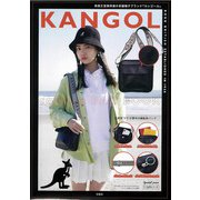KANGOL camera BAG BOOK [ムックその他]