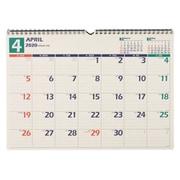 U115 NOLTYカレンダー壁掛け14 [2020年4月始まり]