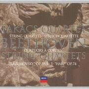 ベートーヴェン:中期弦楽四重奏曲集