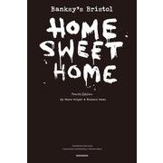 Banksy's Bristol:HOME SWEET HOME,Fourth Edition [単行本]