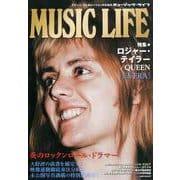 MUSIC LIFE特集・ロジャー・テイラー/QUEEN E-炎のロックンロール・ドラマー [単行本]
