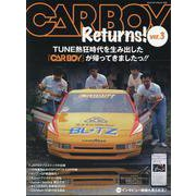 CARBOY Returns! ver.3 [ムックその他]