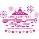 【ヨドバシ限定】LoveLive! Series 9th Anniversary ラブライブ!フェス Blu-ray Memorial BOX【B2布ポスター付】 [Blu-ray Disc]