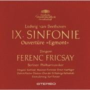 ベートーヴェン:交響曲第9番≪合唱≫、≪エグモント≫序曲