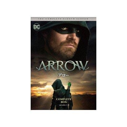 ARROW/アロー<ファイナル・シーズン> コンプリート・ボックス [DVD]