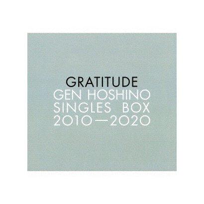"""星野源/Gen Hoshino Singles Box """"GRATITUDE"""""""