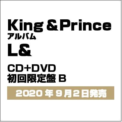 King & Prince/L&