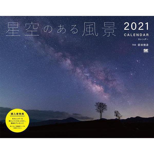 星空のある風景カレンダー 2021 [単行本]