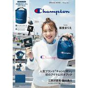 Champion SPECIAL BOOK -Navy Ver.- [ムックその他]