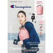 Champion SPECIAL BOOK -Pink Ver.- [ムックその他]