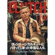 CLUTCH Magazine (クラッチ・マガジン) 2020年 10月号 [雑誌]