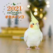 2021年 大判カレンダー オカメインコ(誠文堂新光社カレンダー) [ムックその他]