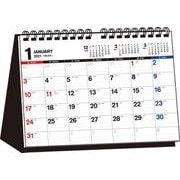 2021年 シンプル卓上カレンダー B5【T15】 [単行本]