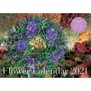 Flower Calendar 2021 Botanical life style (フラワー カレンダー 2021 ボタニカル ライフ スタイル)【S9】 [単行本]
