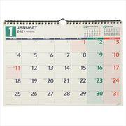 C146 NOLTYカレンダー壁掛け46 [2021年1月始まり]