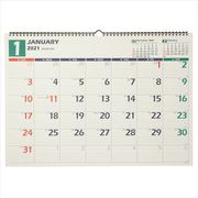 C112 NOLTYカレンダー壁掛け8 [2021年1月始まり]