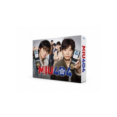 MIU404 -ディレクターズカット版- Blu-ray BOX [Blu-ray Disc]