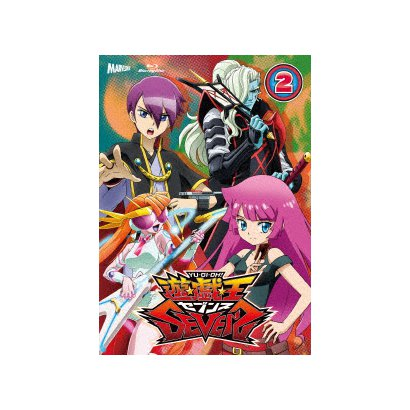 遊☆戯☆王SEVENS DUEL-2 [Blu-ray Disc]