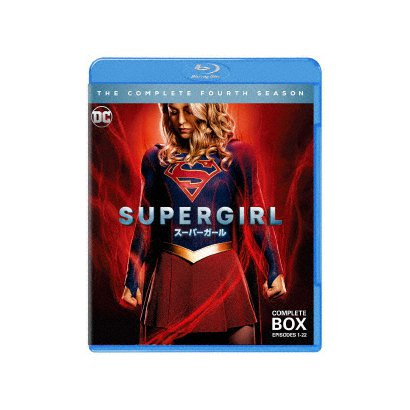 SUPERGIRL/スーパーガール <フォース> コンプリート・セット [Blu-ray Disc]