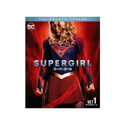 SUPERGIRL/スーパーガール <フォース> 前半セット [DVD]