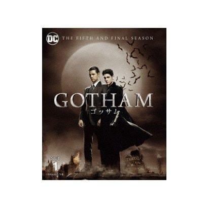 GOTHAM/ゴッサム <ファイナル> 前半セット [DVD]