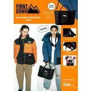 FIRST DOWN 2WAY DOWNLIKE SHOULDER BAG BOOK [ムックその他]