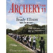 Archery (アーチェリー) 2020年 11月号 [雑誌]
