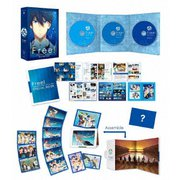 Free!-Eternal Summer- Blu-ray BOX