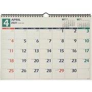 U115 NOLTY カレンダー壁掛け14 [2021年4月始まり]