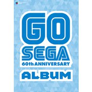 GO SEGA - 60th ANNIVERSARY Album - [CD]