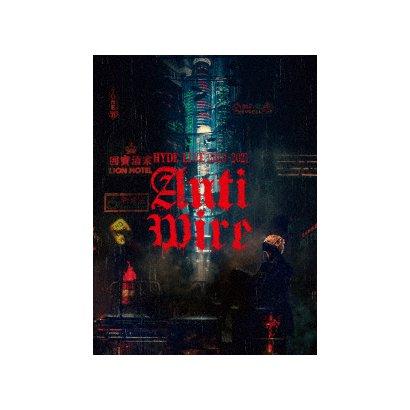HYDE/HYDE LIVE 2020-2021 ANTI WIRE [Blu-ray Disc]