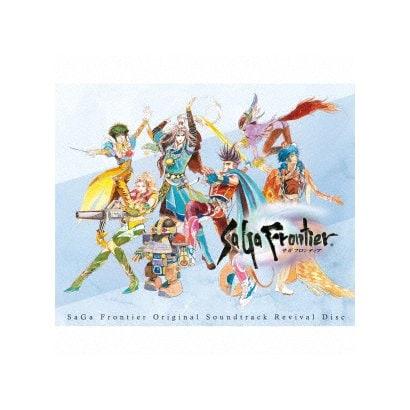 伊藤賢治/SaGa Frontier Original Soundtrack Revival Disc [Blu-ray Disc]
