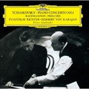 チャイコフスキー:ピアノ協奏曲第1番 ラフマニノフ:前奏曲集