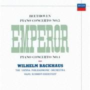 ベートーヴェン:ピアノ協奏曲第5番≪皇帝≫・第4番