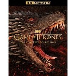 ゲーム・オブ・スローンズ <第一章~最終章> 4K ULTRA HD コンプリート・シリーズ [UltraHD Blu-ray]