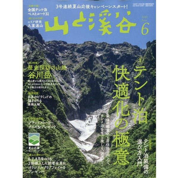 山と渓谷 2021年 06月号 [雑誌]