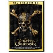パイレーツ・オブ・カリビアン:DVD・5ムービー・コレクション