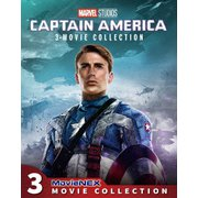 キャプテン・アメリカ MovieNEX 3ムービー・コレクション