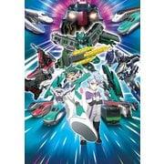 【ヨドバシ限定】新幹線変形ロボ シンカリオンZ 第2巻 PIICA+バンパーケース付き [Blu-ray Disc]