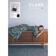 CLANE 3ROOM SHOULDER BAG BOOK BLACK [ムックその他]