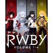 RWBY VOLUME 1-4 Blu-ray SET