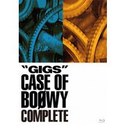 """""""GIGS"""" CASE OF BOφWY COMPLETE"""