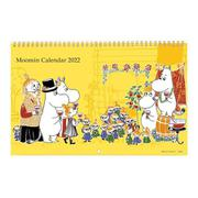 ムーミンリング壁かけカレンダー(学研カレンダー2022) [ムックその他]