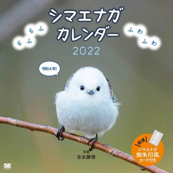 もふもふふわふわシマエナガ カレンダー 2022(翔泳社カレンダー) [単行本]