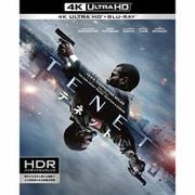 TENET テネット <4K ULTRA HD&ブルーレイセット> 3枚組/ボーナス・ディスク付 [4K Ultra HD Blu-ray+Blu-ray]