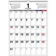 2022年 書き込み式 月曜始まり シンプルカレンダー B3タテ 【K12】 [単行本]