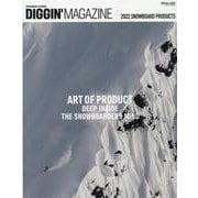 DIGGIN' MAGAZINE(SPECIAL ISSUE-SNOWBOARD JOURNAL(SAN-EI MOOK) [ムックその他]