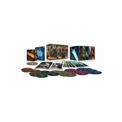 中つ国 [ロード・オブ・ザ・リング/ホビット]アルティメット・コレクターズ・エディション [UltraHD Blu-ray]