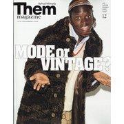 Them Magazine 2021年 12月号 [雑誌]